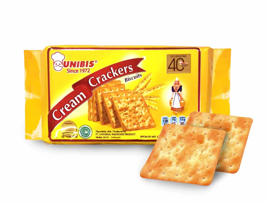 Cream Crackers 32 Packs