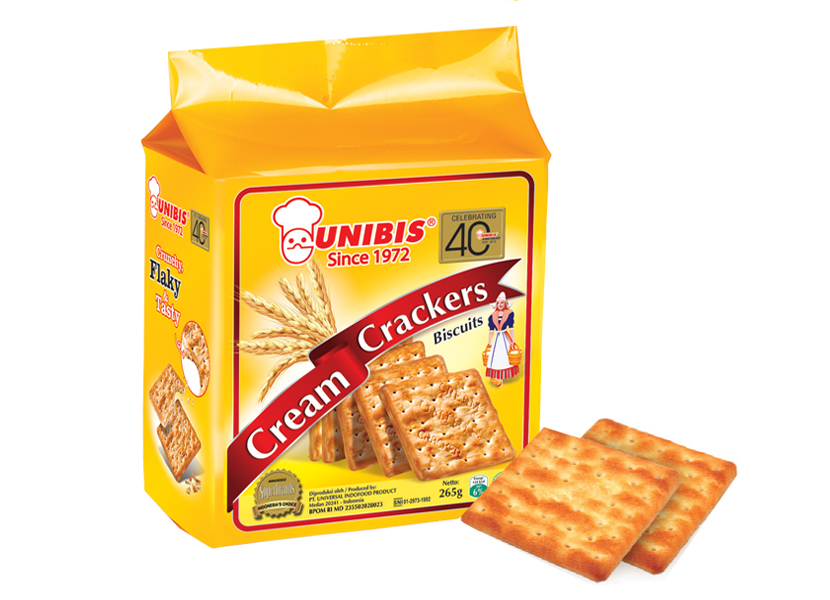 cream crackers-36packs